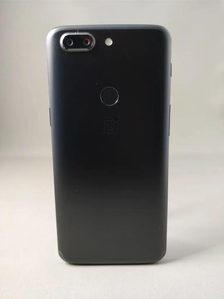 OnePlus 5T 裏面8