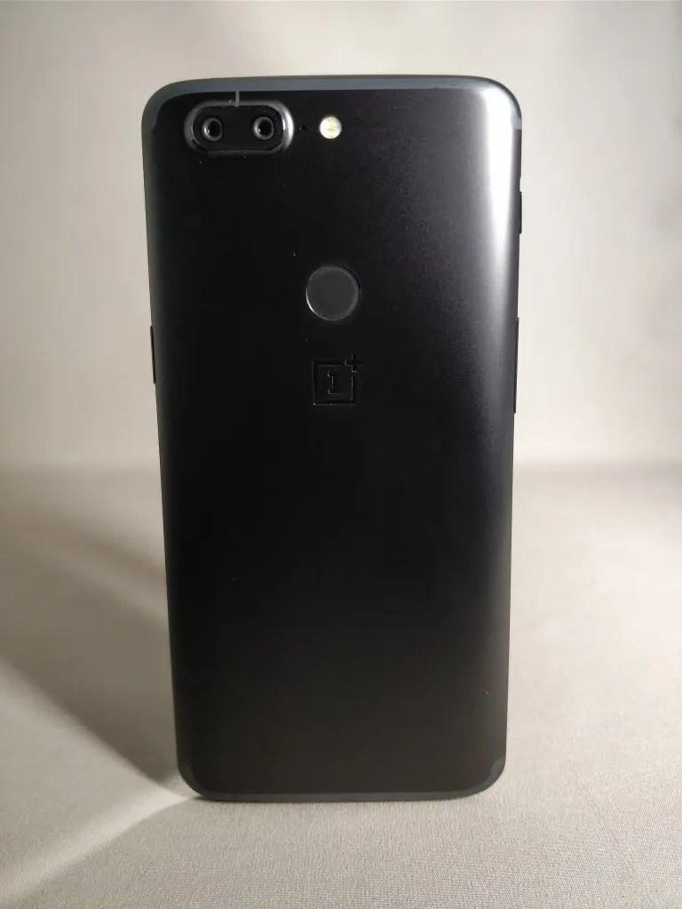 OnePlus 5T 裏面2