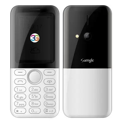 Samgle 3310 X 3G Unlocked Phone