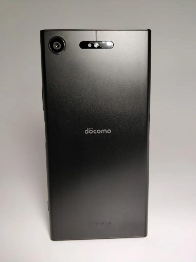 Sony Xperia XZ1 裏11