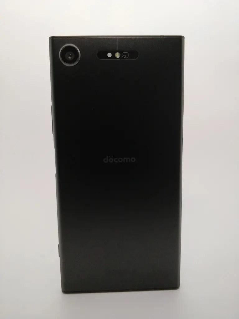 Sony Xperia XZ1 裏3