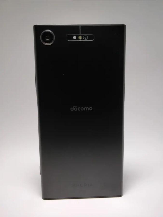 Sony Xperia XZ1 裏5