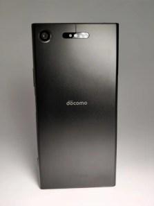 Sony Xperia XZ1 裏9
