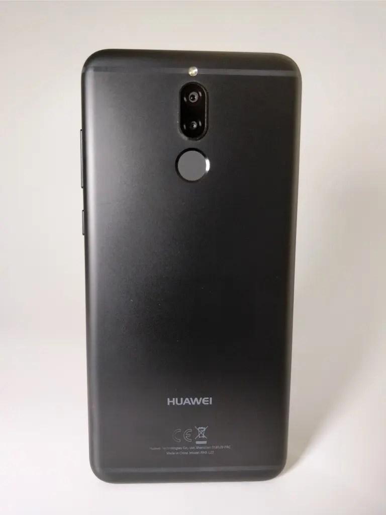 Huawei Mate 10 Lite 裏正面 4