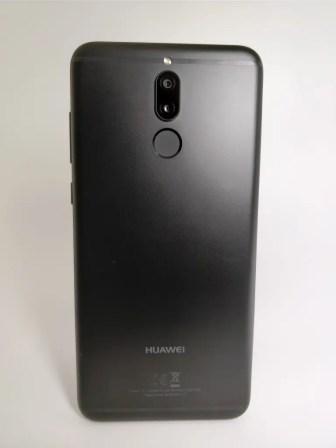 Huawei Mate 10 Lite 裏正面 7