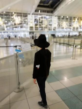 福岡国際空港 ボケ Huawei Mate 10 Lite