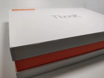 Teclast F7 Notebook 化粧箱 側面