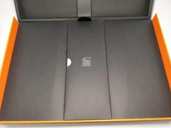 Teclast F7 Notebook 化粧箱 付属品 取説
