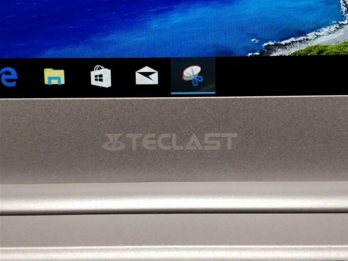 Teclast F7 Notebook Teclastロゴ