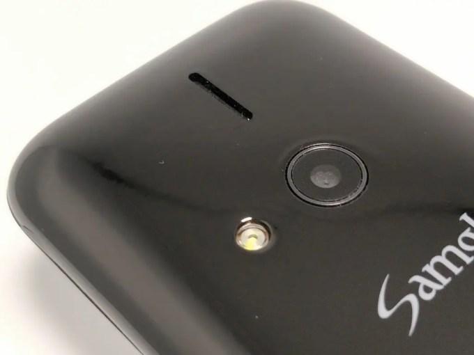 Samgle 3310 X 3G  カメラ