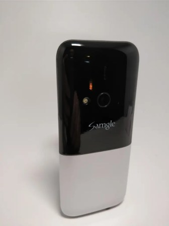 Samgle 3310 X 3G 縦 斜め
