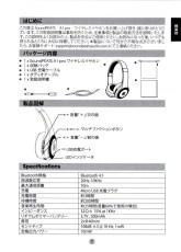 SoundPEATS A1 Pro 1 取説