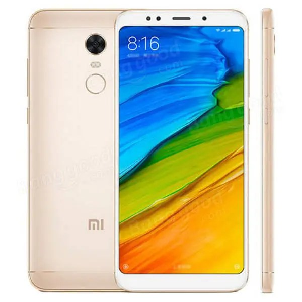 Xiaomi Redmi 5 Plus 本体