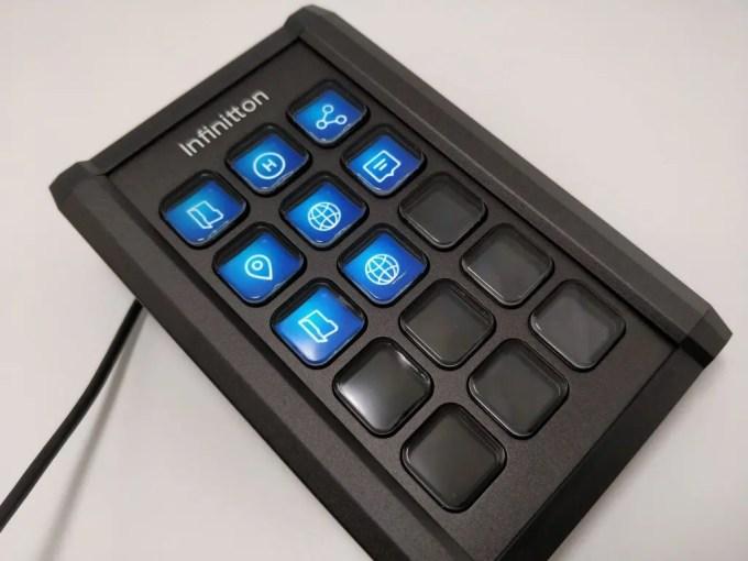 Infinitton 液晶キーボード アプリアイコン