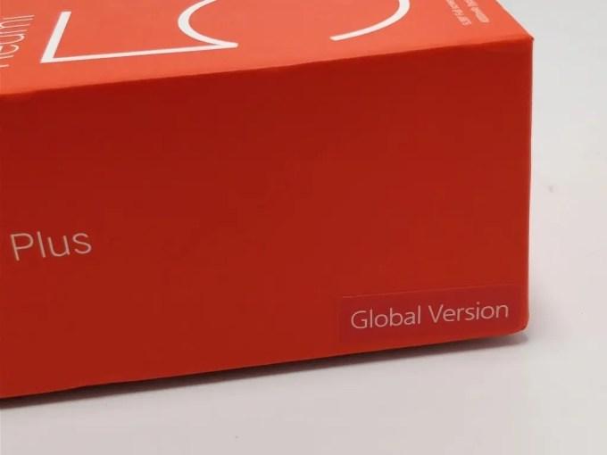 Xiaomi Redmi 5 Plus 化粧箱 グローバル