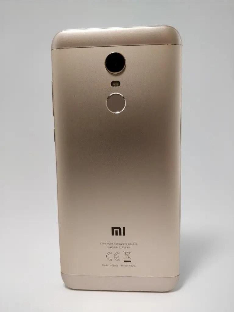 Xiaomi Redmi 5 Plus 開封 レビュー ベンチマーク・MIUI9 標準的な18:9ディスプレイなRedmi機