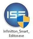 Infinitton 液晶キーボード アプリ インストール EXE