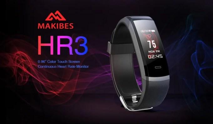 Makibes HR3 スマートバンド