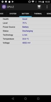 UMIDIGI A1 Pro CPU-Z2