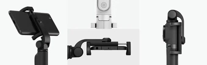 Xiaomi スマホ折りたたみ三脚・自撮り棒9