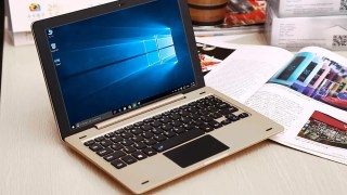 【低解像度】Onda oBook 10 + キーボード 開封の儀 レビュー ドッキング磁石不具合あり