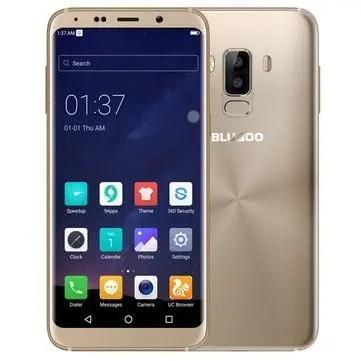 SIMフリーミッドレンジ中華スマホ BLUBOO S8 レビュー  Galaxy S8 クローンな18:9ディスプレイ