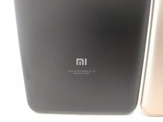 Xiaomi Mi Max 3 裏