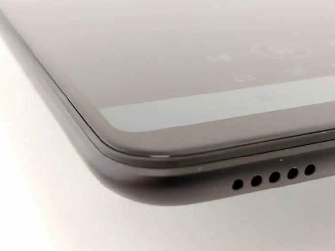 Xiaomi Mi Max 3 角 プラ