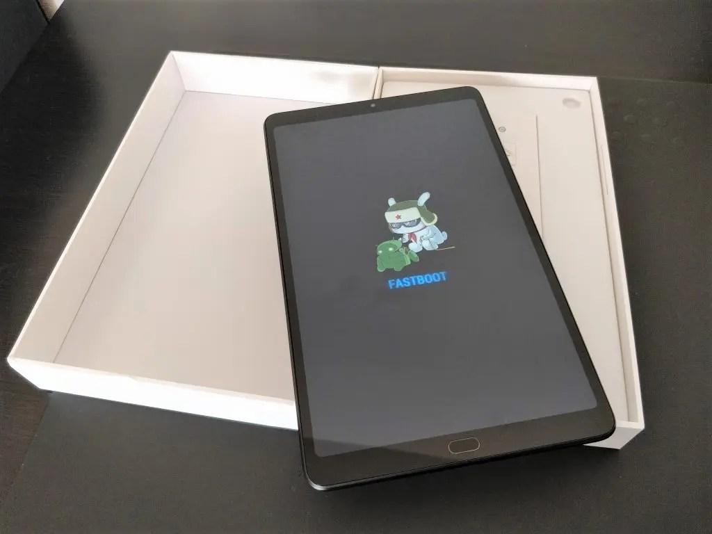 中国版Xiaomi Mi Pad 4 Plus レビュー 30日縛りでアンロック不可ROM焼きできない!変わりに谷歌安装器Install