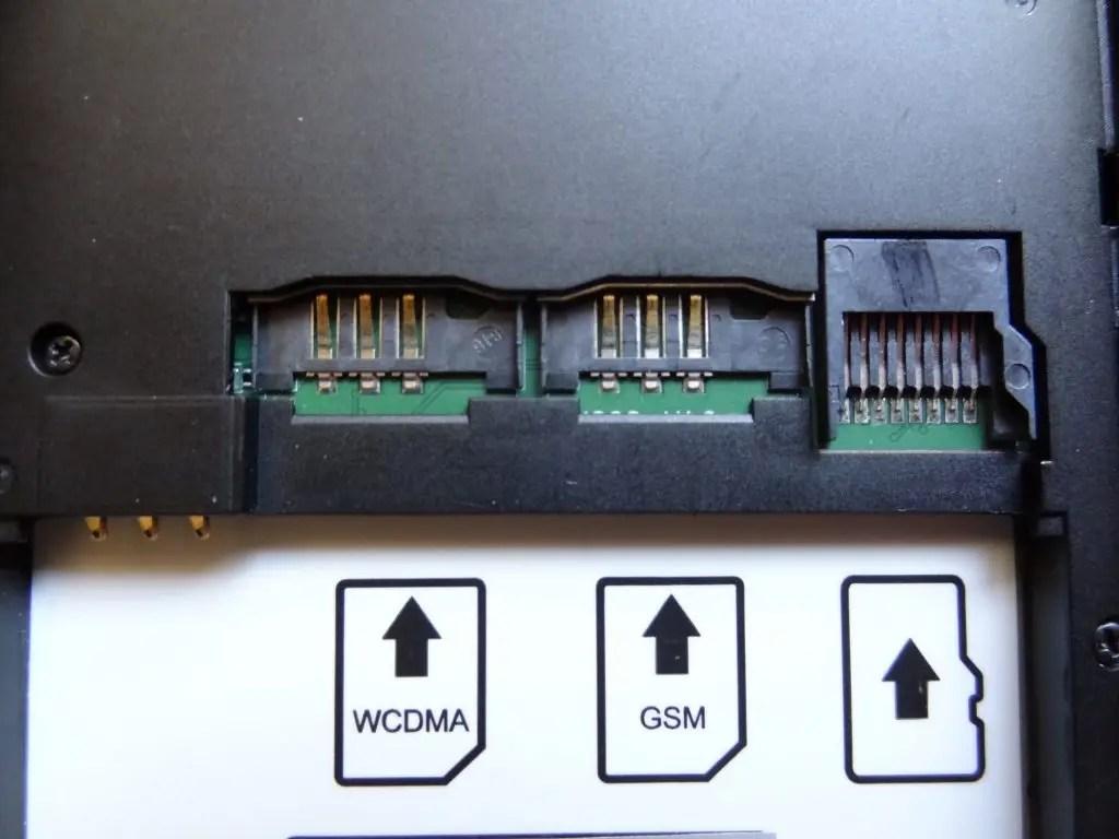 Telsda T9220 2G・3G同時接続可能
