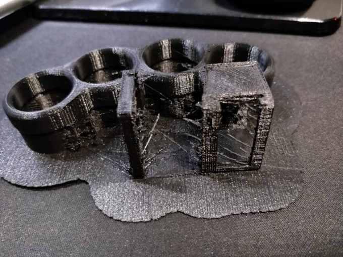 Osmo Pocket 3Dプリント 完成
