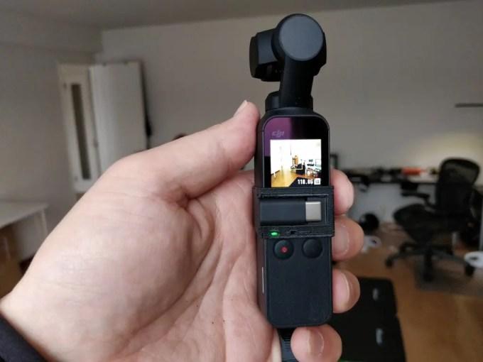 Osmo Pocket ナックルホルダー 5