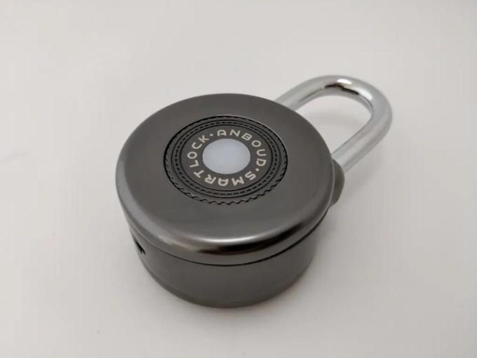 Bluetooth Smart Lock Anti Theft Alarm Lock 表