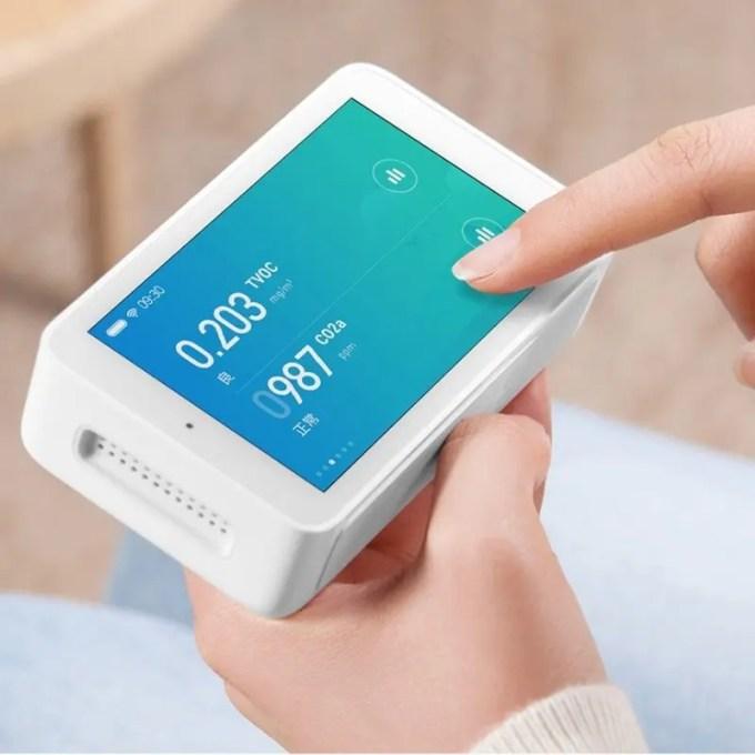 Xiaomi Mijia 空気テスター メイン
