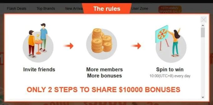$10000 ボーナス&フリーギフト