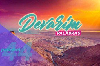 44. DEVARIM | PALABRAS