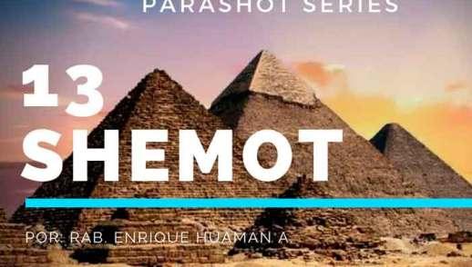 13. SHEMOT   NOMBRES