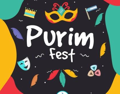 PURIM FEST 2020