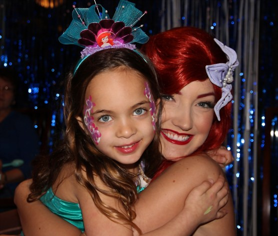 Ava and Ariel