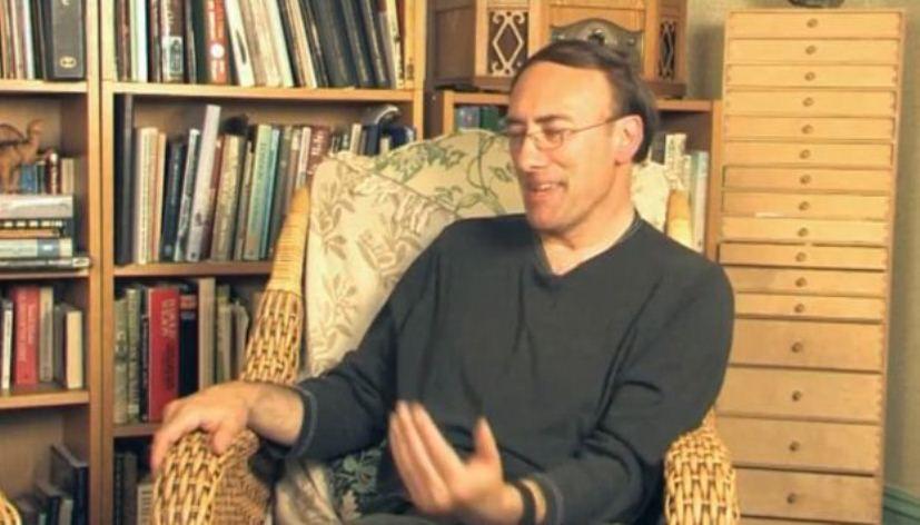 ufo araştırmacısı Simon Parkes