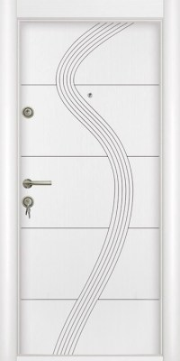 Usa Star Doors – Seria Doga – Model D-122