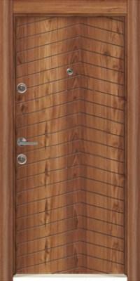 Usa Star Doors – Seria Rustic Laminox – Model SE-6019