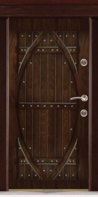 Usa Star Doors – Seria Komposit – Model SE-6611