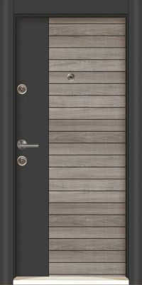 Usa Star Doors – Seria Rustic Laminox – Model SE-5906