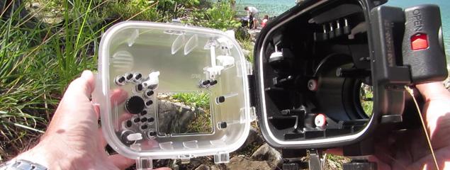 Was taugen die günstigen Meikon Unterwassergehäuse für Spiegelreflexkameras (DSLR)?