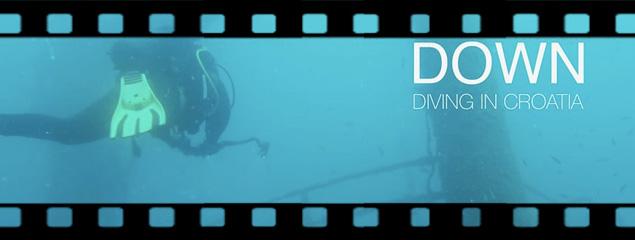 Neuer Film: Tauchen auf Krk, Kroatien – New Movie: Diving Krk, Croatia