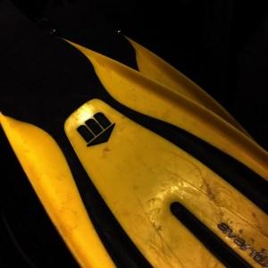 Tauchausrüstung für Unterwasserfilmer