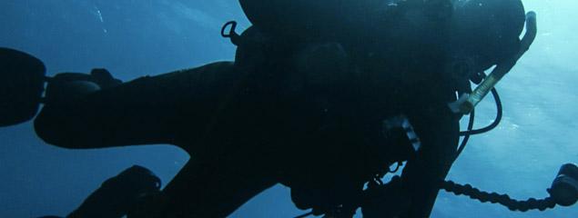Optimale Tauchausrüstung für Unterwasserfilmer
