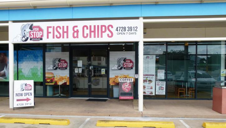 Fish Shop Queen Margaret Drive
