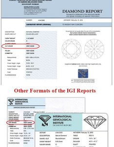 Igi reports also diamond cut grading how different lab vary and why rh beyond cs